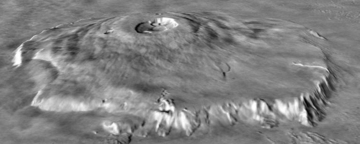 Você sabe onde ficam as montanhas mais altas do Sistema Solar?