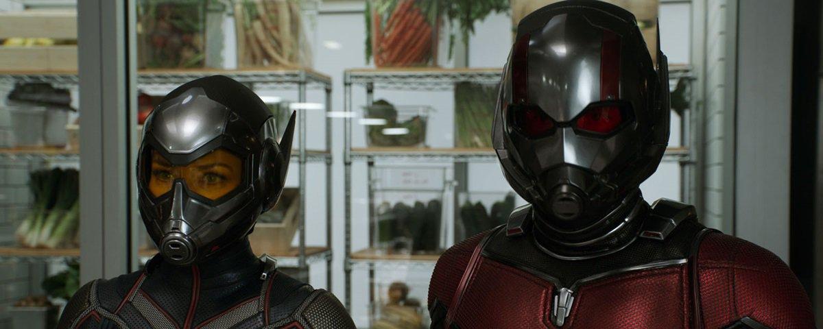 Homem-Formiga e a Vespa: o que achamos do novo filme da Marvel (crítica)