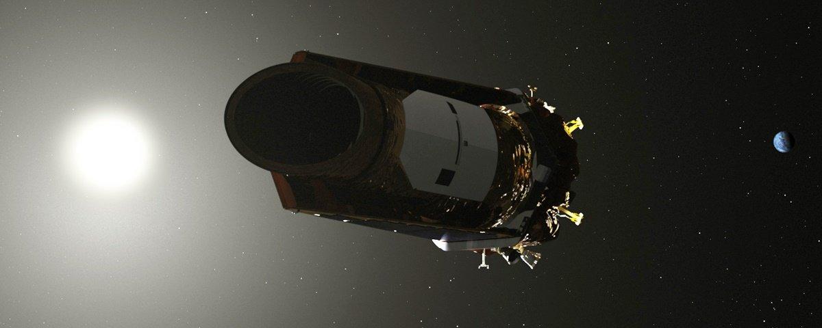 Kepler entra em estado de hibernação antes de sua última missão heroica