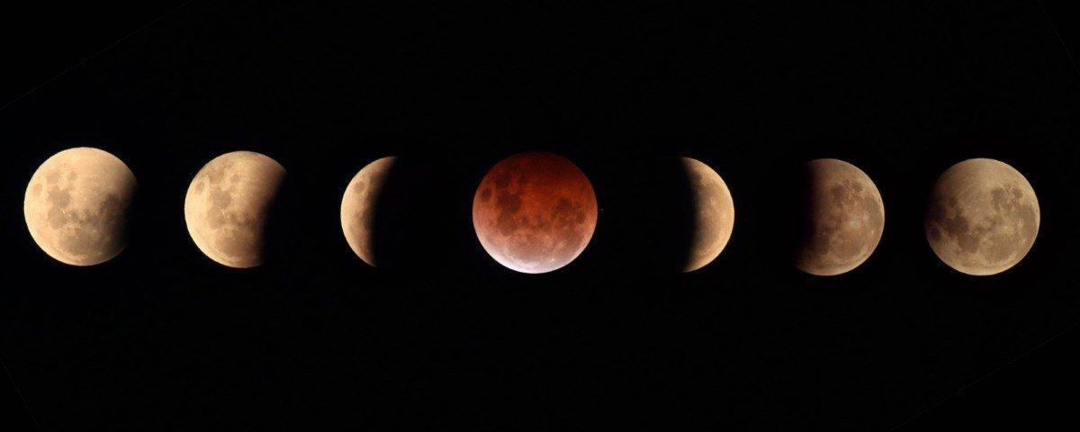 Você já ouviu falar da profecia da Lua vermelha?