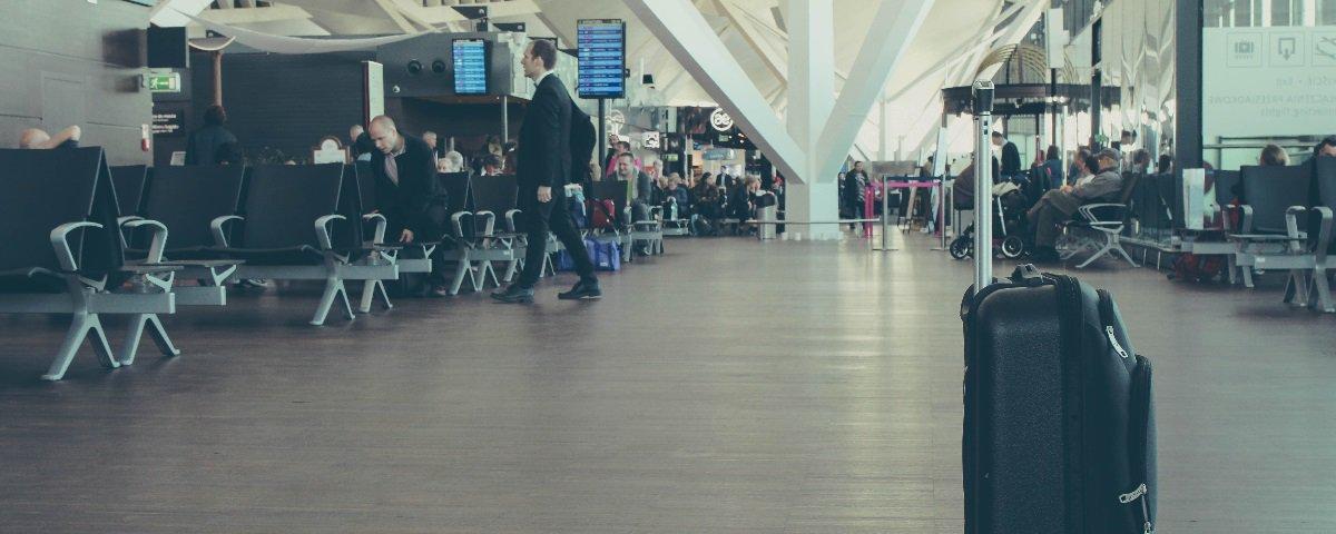 Você sabe qual é o local mais contaminado em um aeroporto?