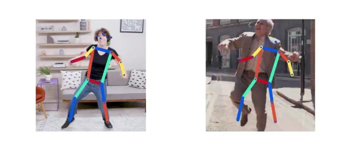 Nova busca da Google com IA acha fotos que imitam a sua pose na webcam