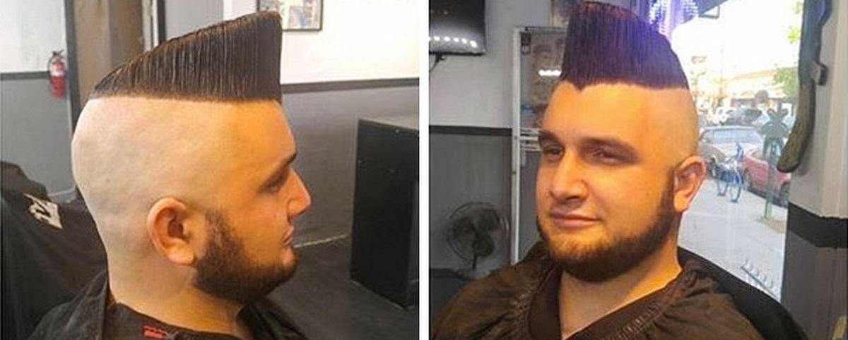 Mais 17 cortes e penteados de pessoas que criam a sua própria moda