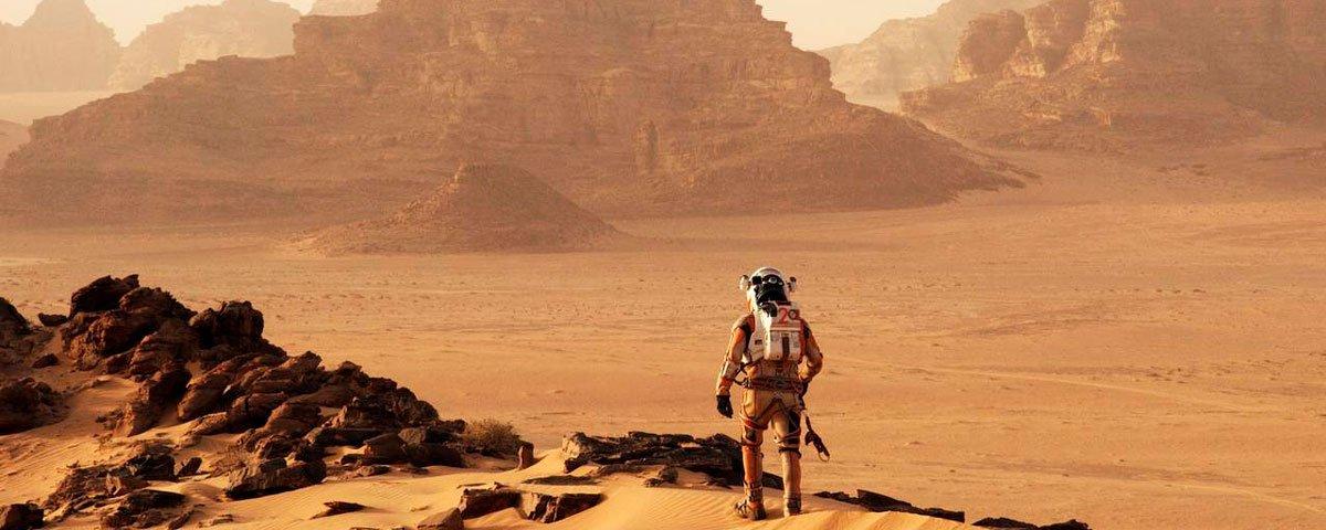 Antes de colonizar Marte, é preciso pensar em como vamos nos manter lá