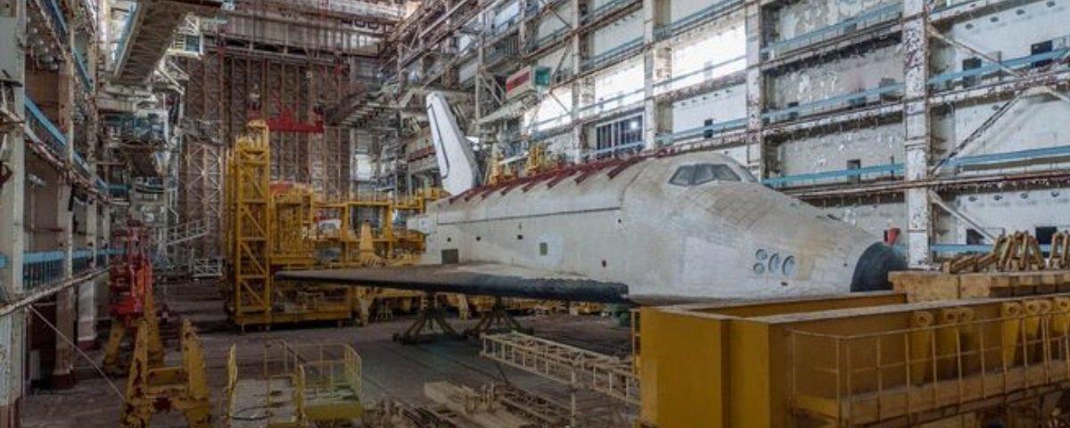 Você sabia que a União Soviética também tinha um ônibus espacial?