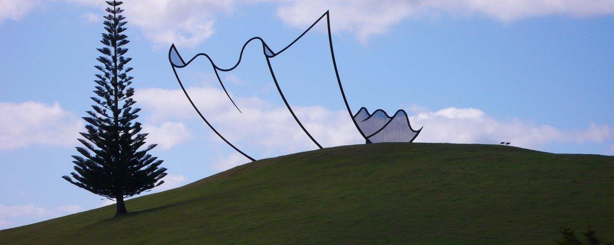 Mais 13 esculturas fantásticas que desafiam a lei da gravidade