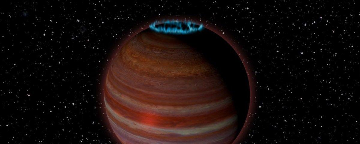 Planeta gigante é identificado vagando pelo espaço - Mega Curioso