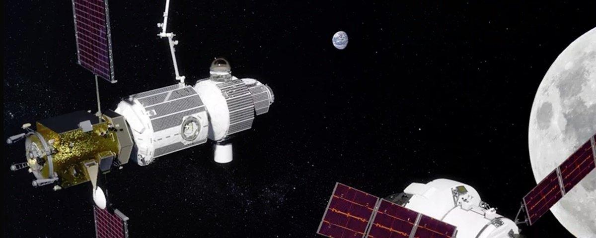 NASA planeja retorno à Lua em 2026, mas antes quer construir Portal Lunar