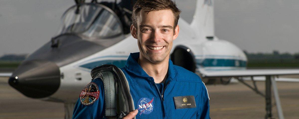 Um candidato a astronauta da NASA pediu demissão pela 1ª vez em 50 anos