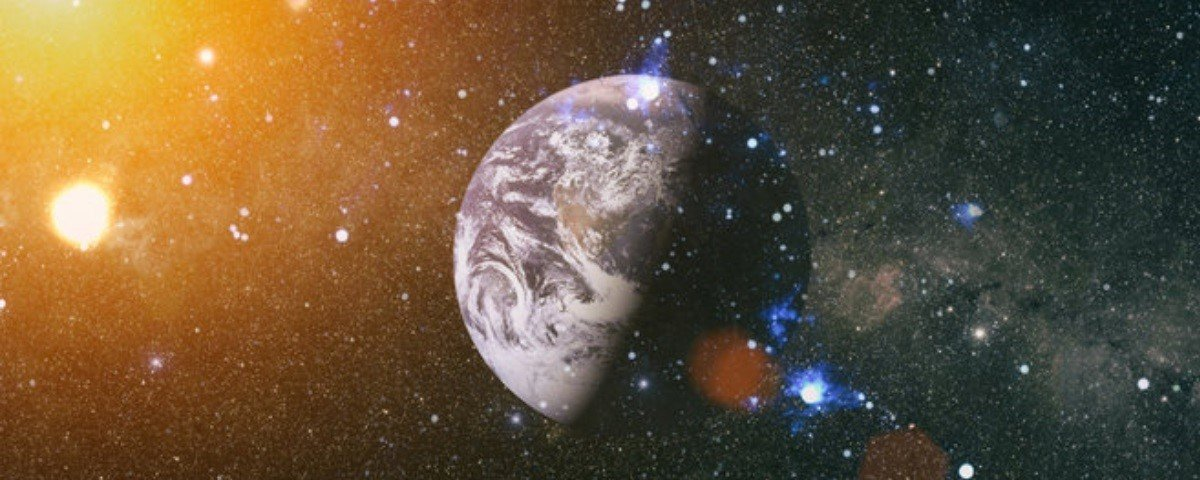 Você sabe por que a Terra gira?