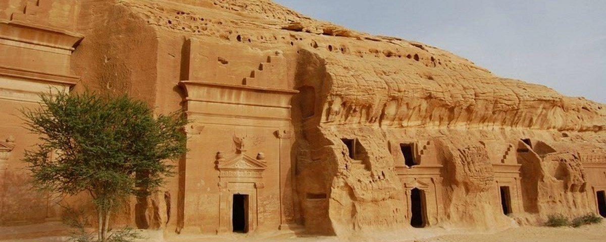 Qasr al Farid: conheça o castelo solitário da Arábia Saudita
