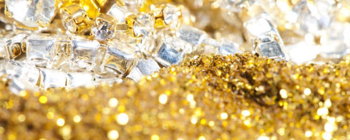 O que é mais raro: ouro ou diamantes?