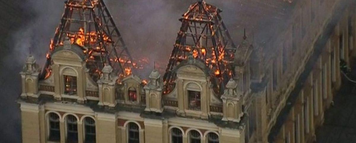 Tragédia no Museu: relembre 6 incêndios que queimaram a nossa História