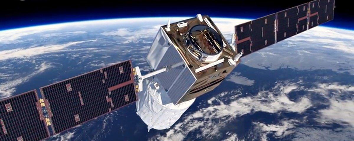 Novo satélite Aeolus começa a operar e deve melhorar a previsão do tempo