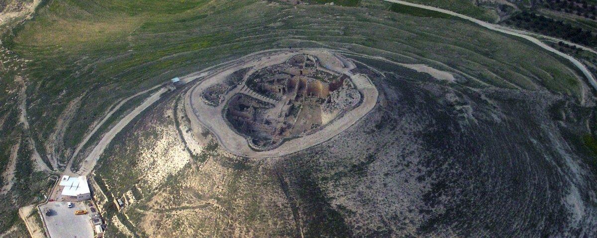 Conheça Herodium, o forte do rei Herodes