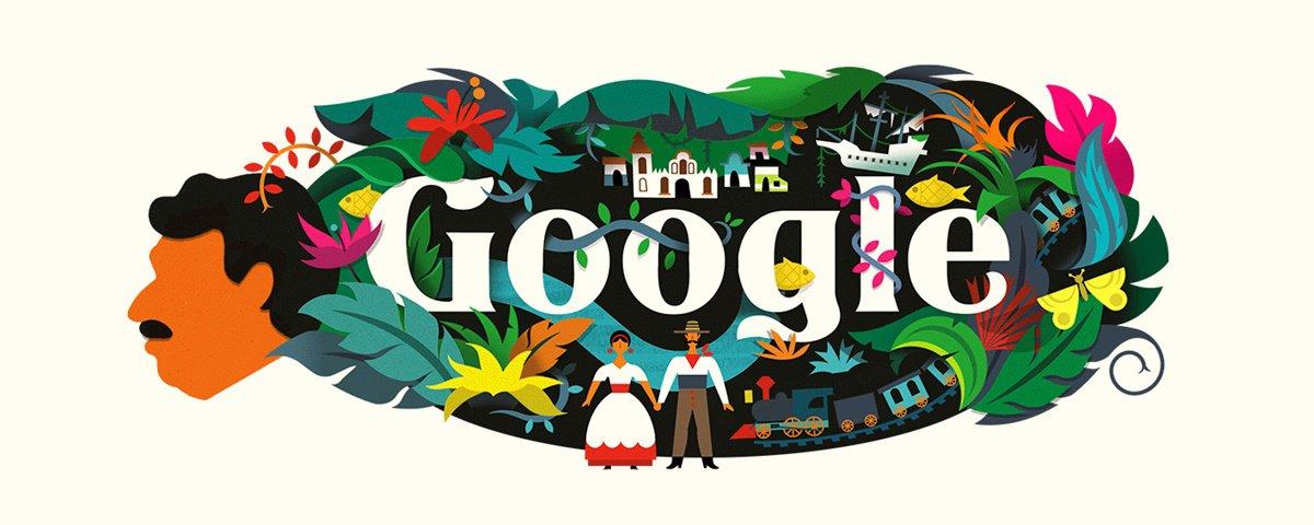 Veja 20 Doodles históricos escolhidos pela Google