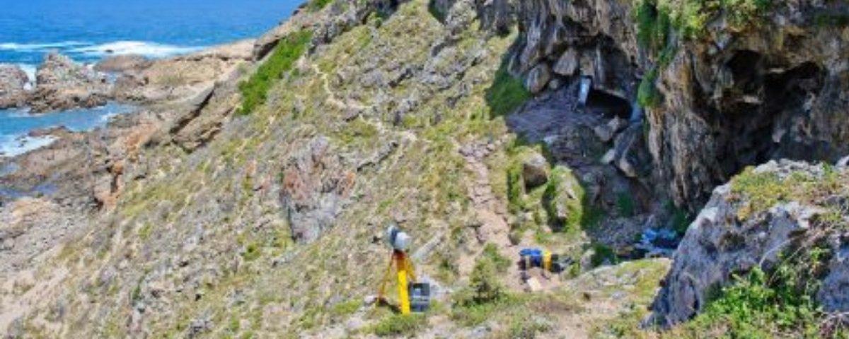 Desenho mais antigo foi encontrado em caverna na África do Sul