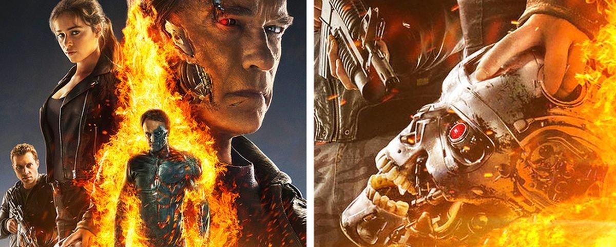 11 cartazes de filmes famosos que deram uma derrapada no Photoshop