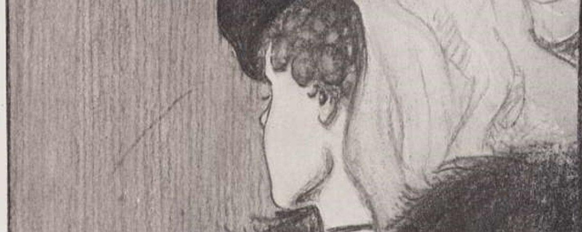 O que você vê primeiro nesta imagem? Uma jovem ou uma idosa?