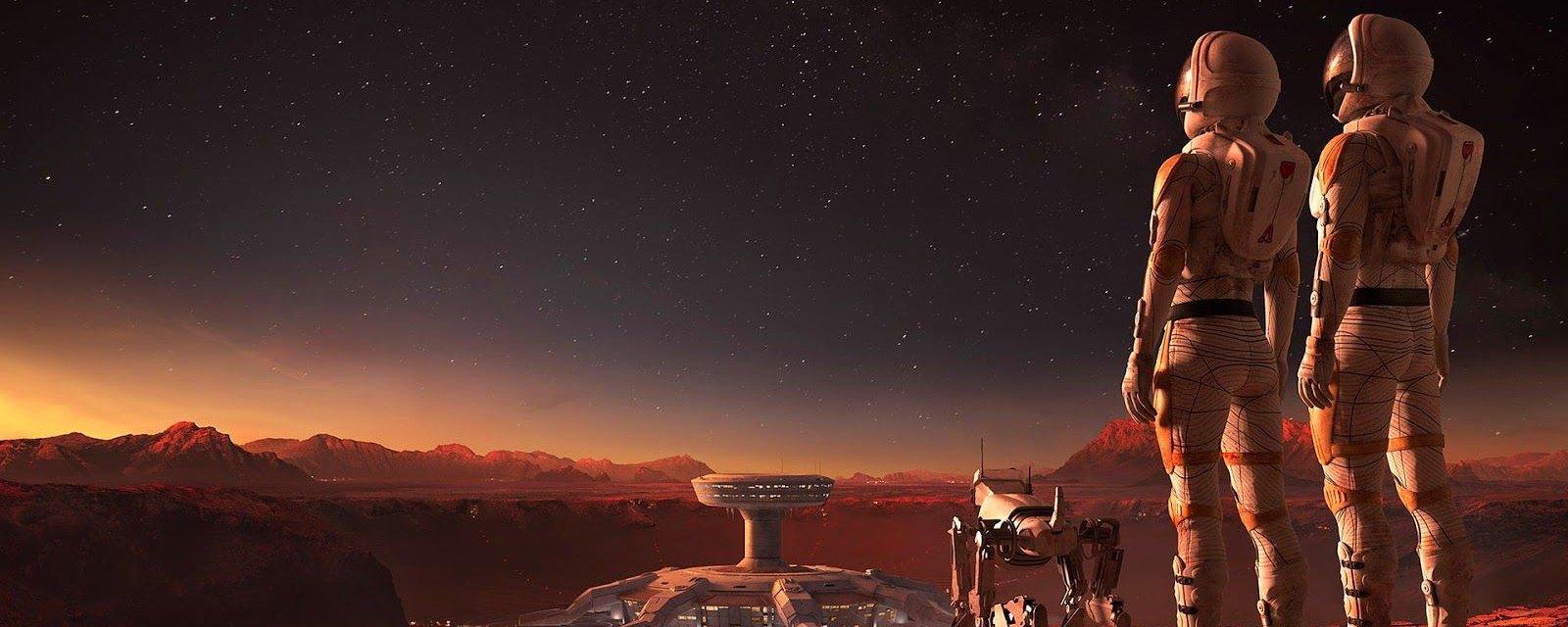 Elon Musk diz que base humana em Marte pode ser inaugurada em 2028