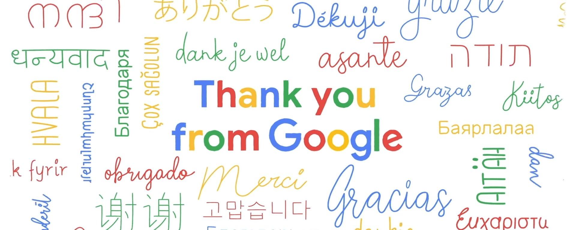 Ferramenta de busca da Google completa 20 anos e ganha Doodle especial