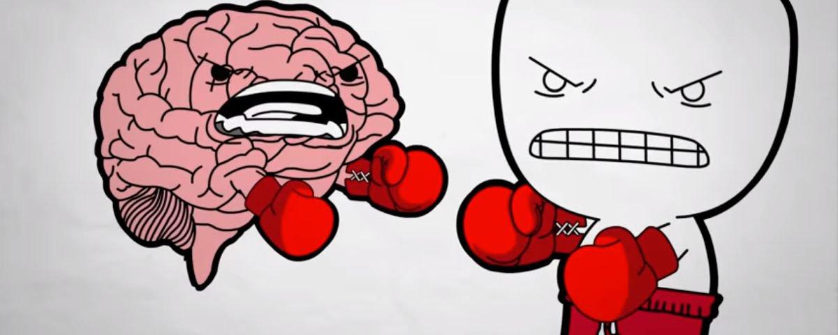 3 armadilhas do seu cérebro que podem te prejudicar