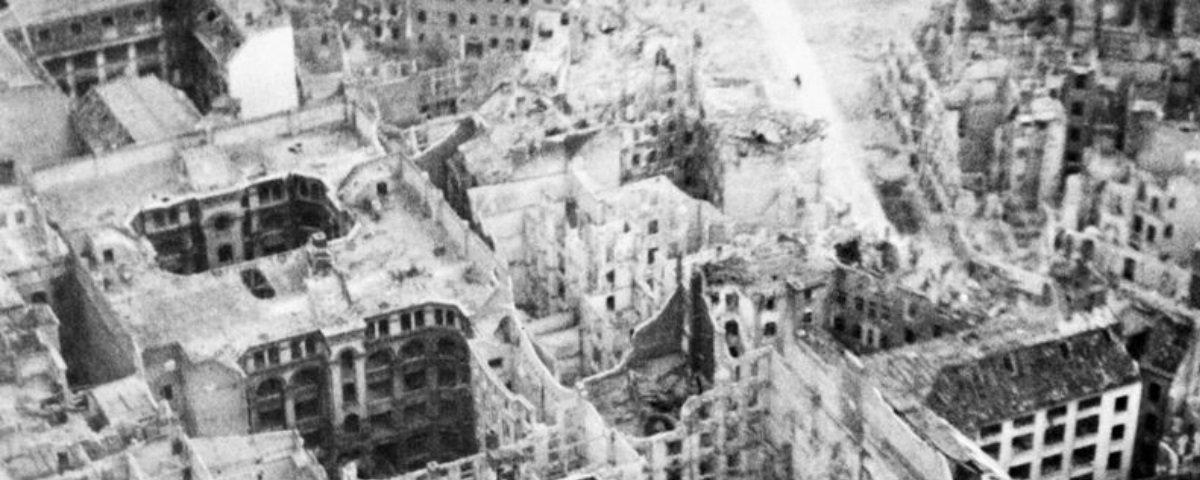 Impacto de bombas da Segunda Guerra Mundial chegou aos limites do espaço