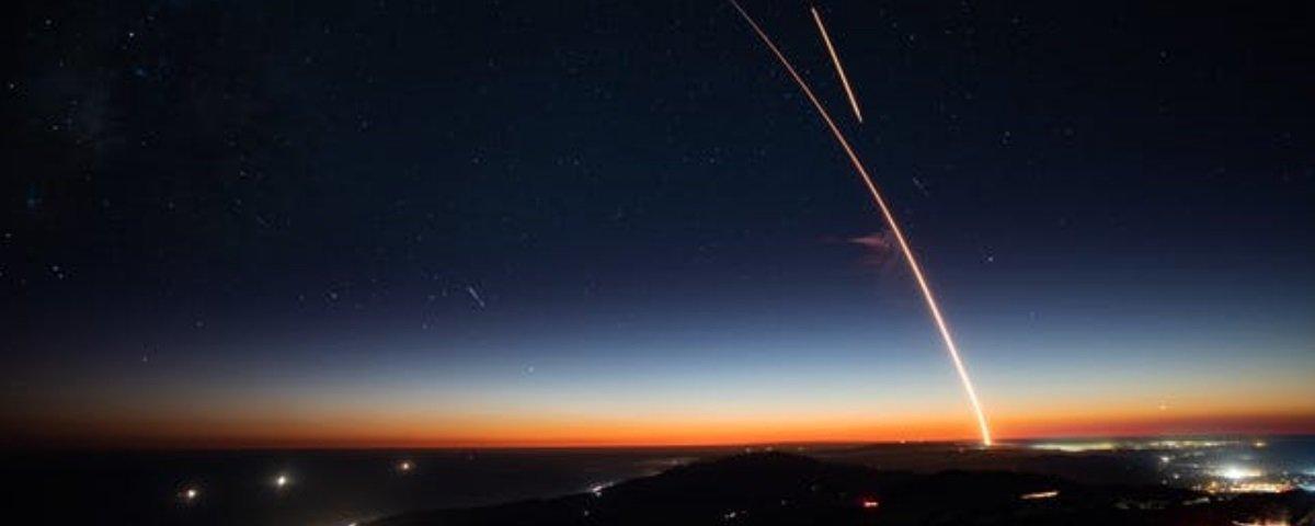 Você viu as imagens do último lançamento da SpaceX? Elas são espetaculares!
