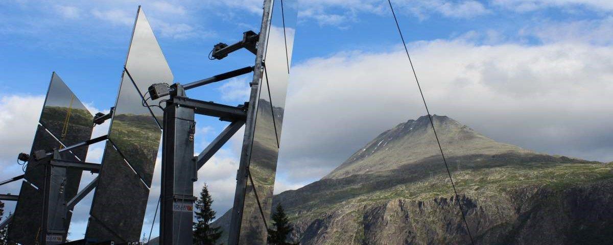 Conheça Rjukan, a cidade iluminada por espelhos