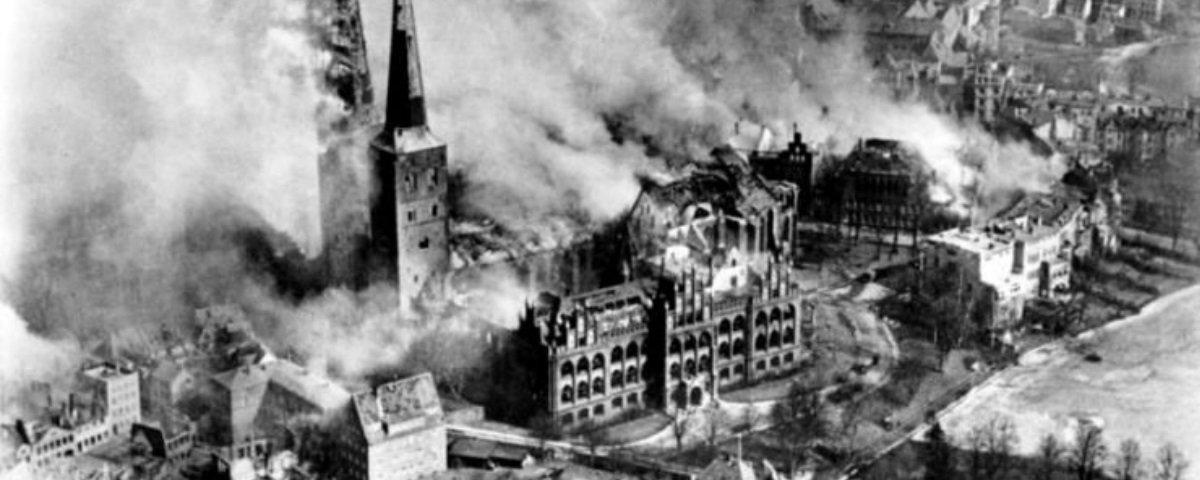 7 dos maiores bombardeios da Segunda Guerra Mundial