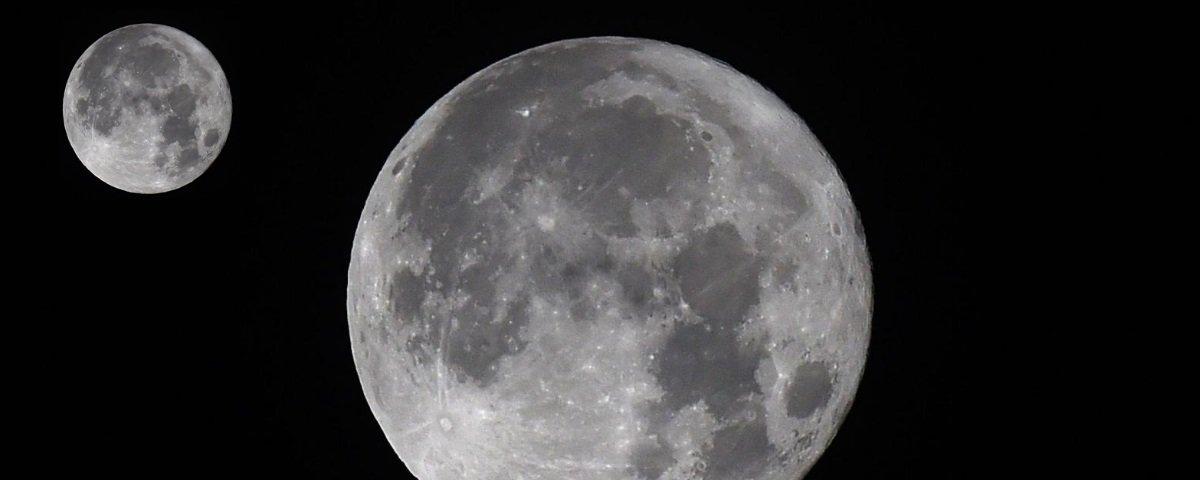 Você sabia que as luas também podem ter luas orbitando ao redor delas?