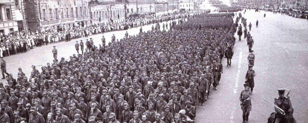 Desfile da Vergonha: o dia em que a URSS botou 60 mil nazistas ...