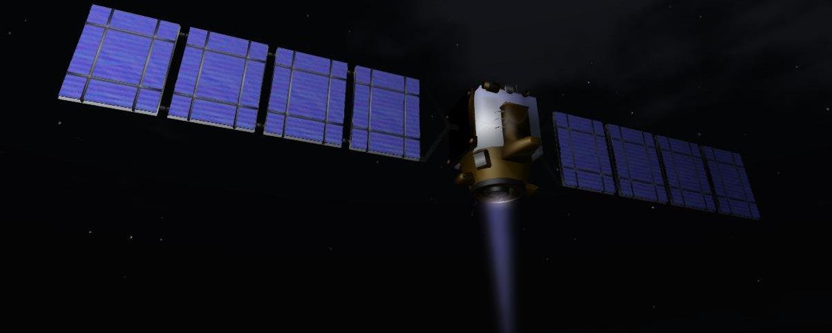 Há 20 anos, a sonda Deep Space 1 partia para testar tecnologias no espaço