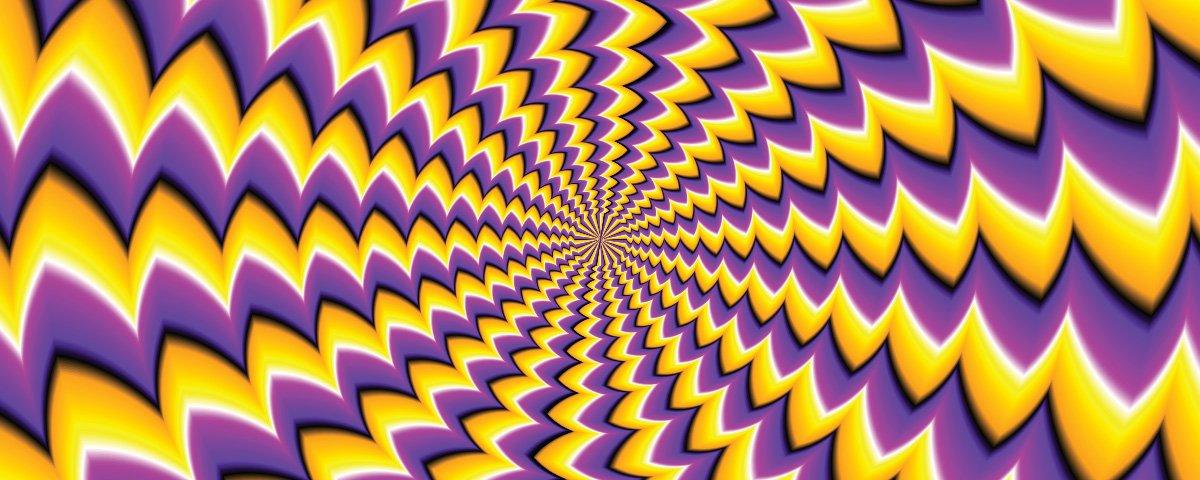 Esta ilusão de óptica vai fazer você ver coisas que não existem
