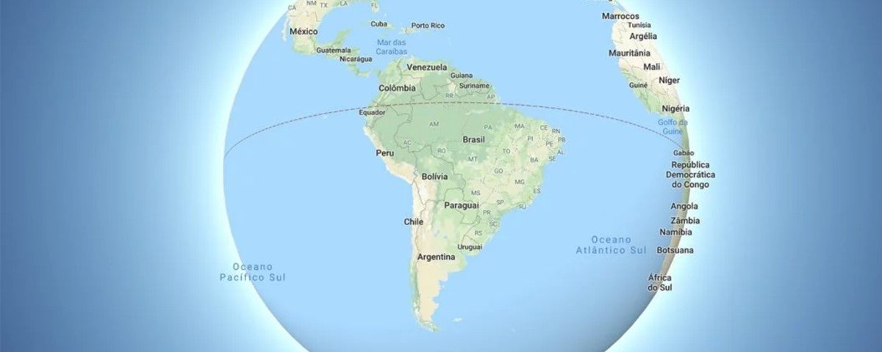 Dia das Bruxas no Google Maps? Calma, tudo tem explicação