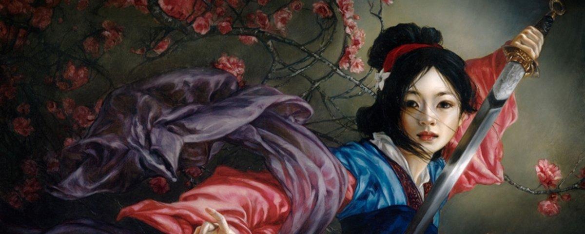 Artista recria personagens da Disney com inspiração no Renascentismo