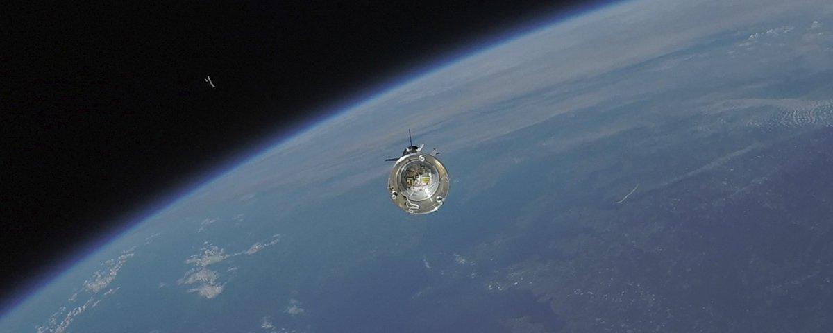 NASA bate recorde em teste de paraquedas para a missão Mars 2020
