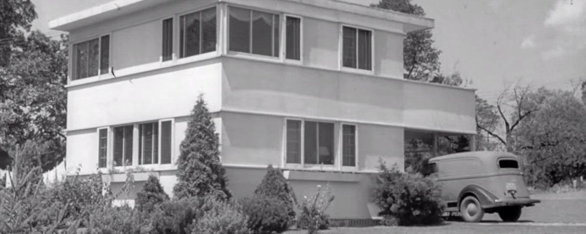 """Vídeo pós-Segunda Guerra Mundial mostra o que seria a """"casa do futuro"""""""