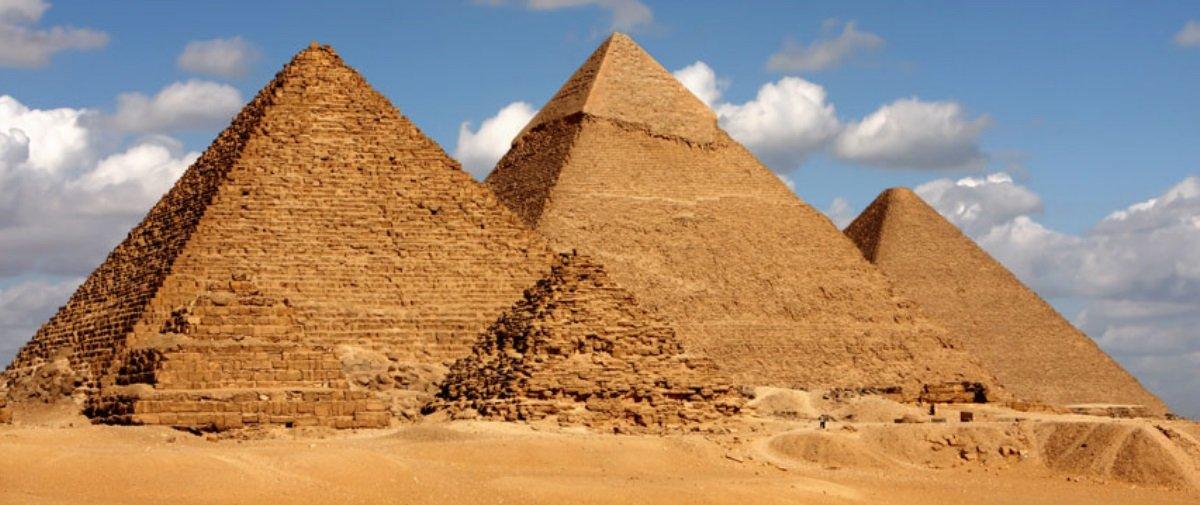 Acharam rampa que pode ter sido usada na construção da Grande Pirâmide