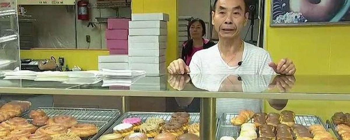 Emocionante: a história de um vendedor de donuts e sua esposa doente