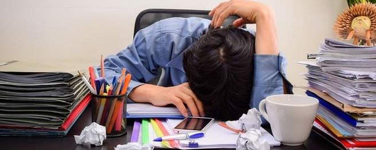 Você sabia que é possível morrer de tanto trabalhar?
