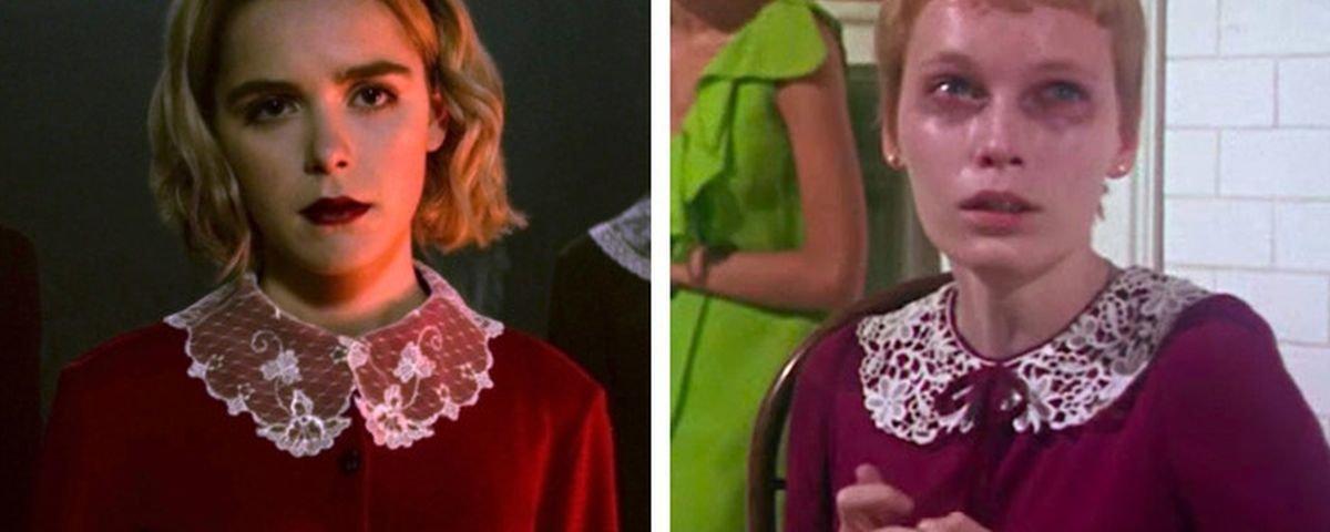 20 referências a clássicos do terror escondidas na nova série da Sabrina