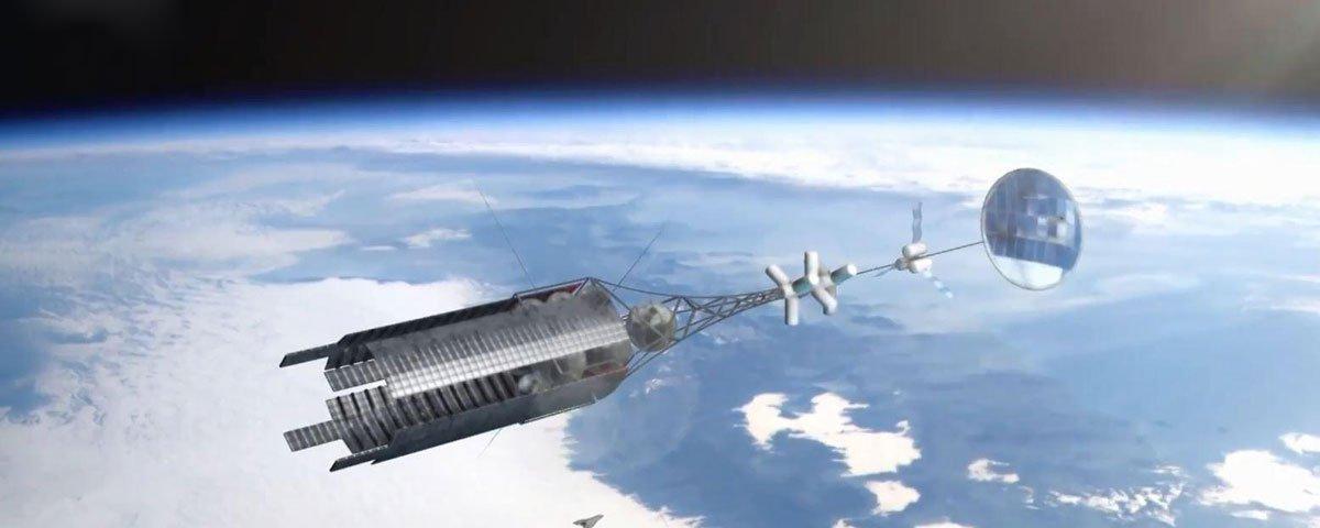 Rússia quer competir com SpaceX e chegar à Marte usando foguete nuclear