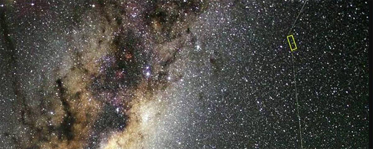 Big Bang: astrônomos identificaram estrela de 13,5 bilhões de anos