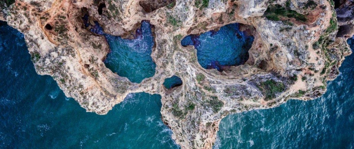 20 imagens aéreas que vão deixar você boquiaberto com as belezas da Terra