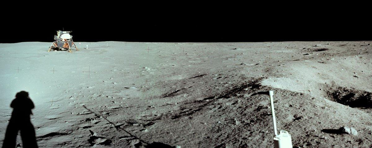 10 fatos bizarros sobre a primeira viagem à Lua