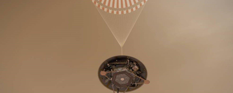 É hoje! NASA fará transmissão ao vivo do pouso da sonda InSight em Marte
