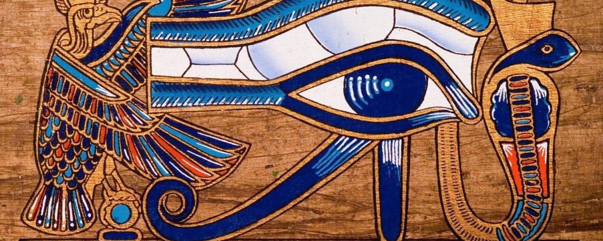 Olho de Hórus: história e curiosidades sobre o famoso símbolo egípcio