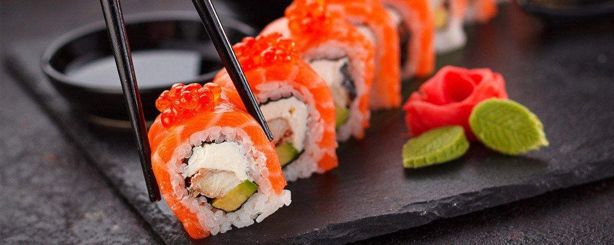10 fatos curiosos sobre o sushi
