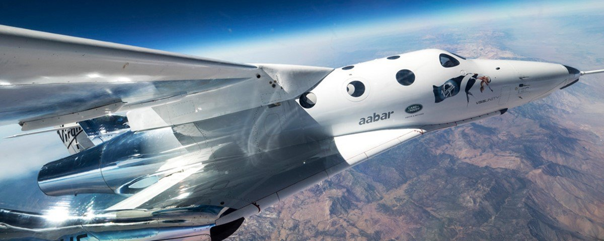 Virgin Galactic diz que manda astronautas para o espaço antes do Natal